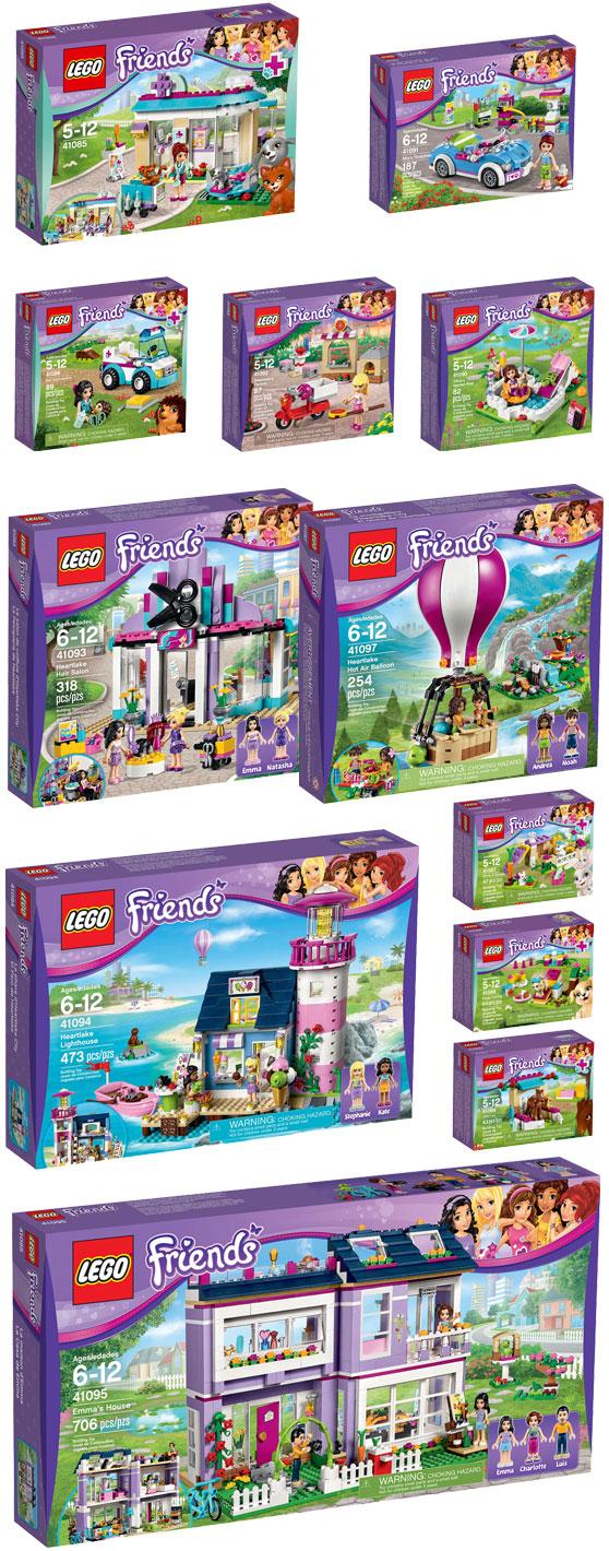 Lego Friends 2015 Toymania Lego Online Shop