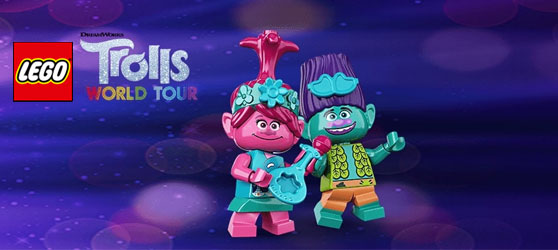 Toymania Online Shop - TROLLS WORLD TOUR