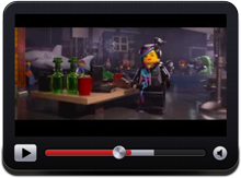 LEGO THE LEGO MOVIE VIDEO 2