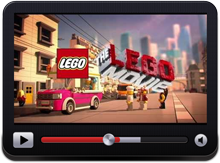 LEGO THE LEGO MOVIE VIDEO3