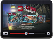LEGO THE LEGO MOVIE VIDEO4