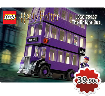 lToymania Lego Online Shop - LEGO HARRY POTTER 75957  The Knight Bus  Το Λεωφορείο των Ιπποτών