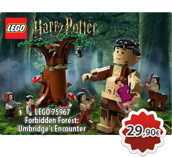 lToymania Lego Online Shop - LEGO® 75967 Forbidden Forest: Umbridge's Encounter