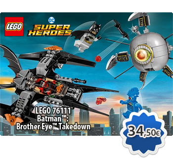 lToymania Lego Online Shop -LEGO DC COMICS SUPER HEROES 76111  Batman™: Brother Eye™ Takedown
